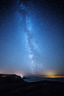Milky Way From Corrins Folly