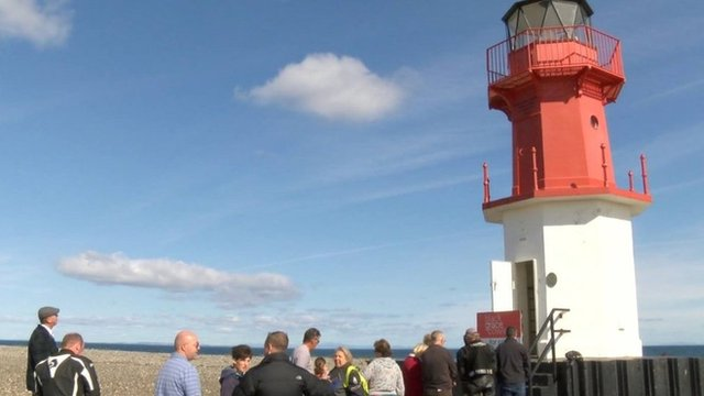 VIDEO: Lighthouse deadline looms for bidders